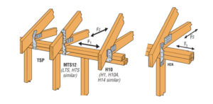 Securing Roof Trusses - Angus Home Inspections